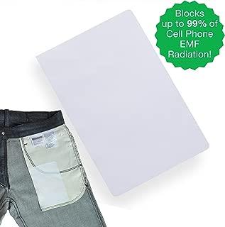 "SYB Pocket Patch, 5G Anti-EMF Radiation Protection Shield, 3-Pack, 6.25"" x 4"""