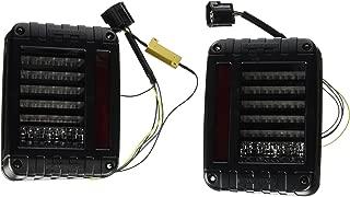 J.W. Speaker 0347531 Model 279 J 12-24V DOT LED Jeep Tail Light Kit - 2 Light Kit