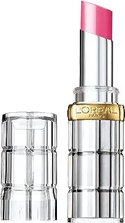 L'Oréal Paris Makeup Colour Riche Shine Lipstick, Glazed Pink, 0.1 oz.