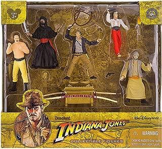 Indiana Jones Raiders of the Lost Ark Figure Set Playset