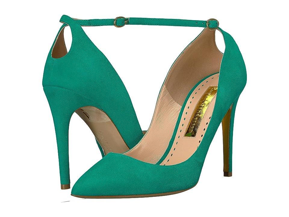 Rupert Sanderson Balance (Green) High Heels