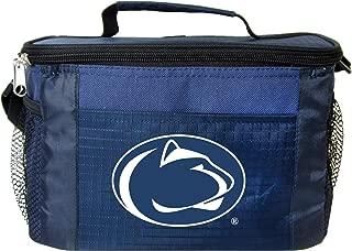 NCAA Sport Fan Shop Insulated Lunch Cooler Bag with Zipper Closure