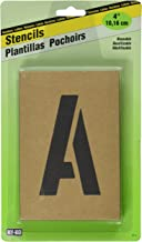 Best letter and number stencils Reviews
