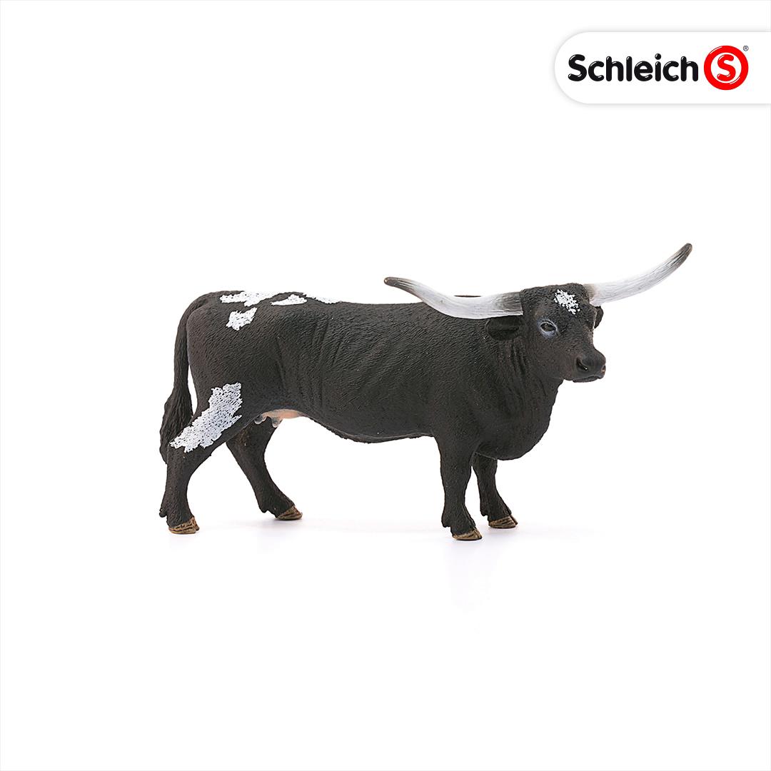 Schleich 13767 jeu personnage Angus vache noir neuf dans sa boîte