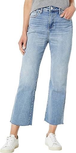 Phoebe Crop Bootcut Jeans