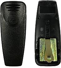 GoodQbuy Belt Clip for Motorola Radio: GP328 GP338 HT750 HT1250 GP329 GP339 GP320 XT960 PTX760 GP380 GP340 GP12850 GP318 GP208 MTP700 MTP750 HT1550 PRO5150 PRO5750 PRO5450 PRO5350 PRO5550 ect. (2PCS)