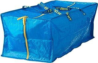 Ikea Frakta Storage Bag - آبی - ست 3