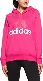 Adidas Women's Essentials Linear Over Head Sweatshirt