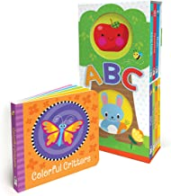 Early Learning - 8 First Board Books (Early Bird Library)