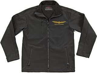Joe Rocket 'Honda Goldwing Soft Shell' Womens Black Casual Wear Motorcycle Jacket - Large