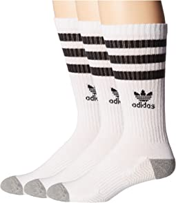 Originals Roller Crew Sock 3-Pack