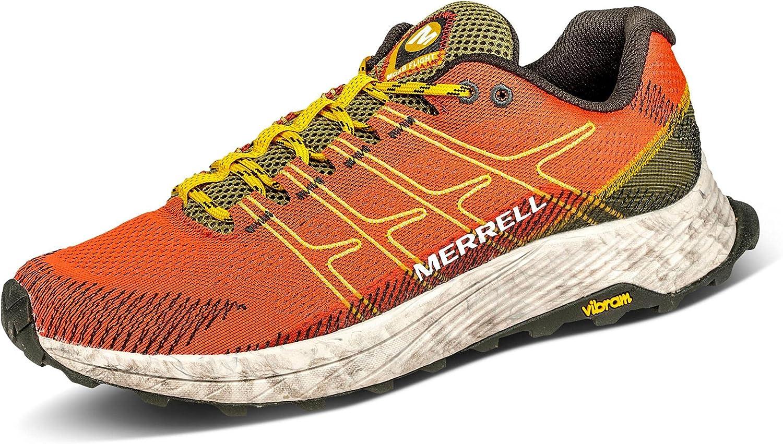 Merrell Moab Flight 現品 Mens 海外輸入 Shoes Running Trail