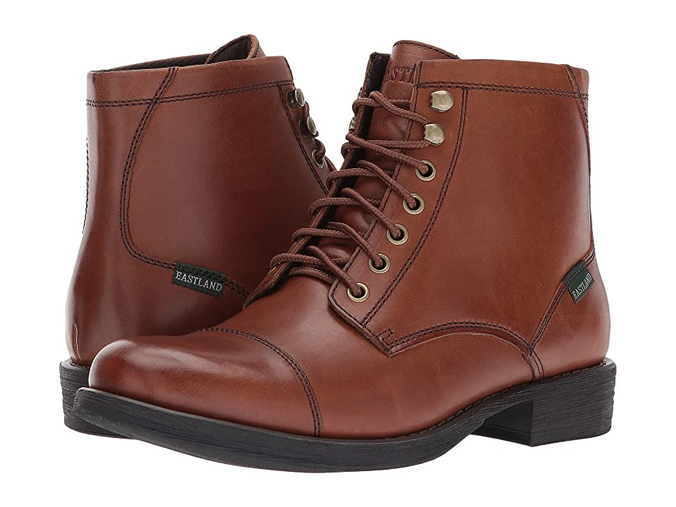 Eastland 1955 Edition High Fidelity (Tan Leather) Men