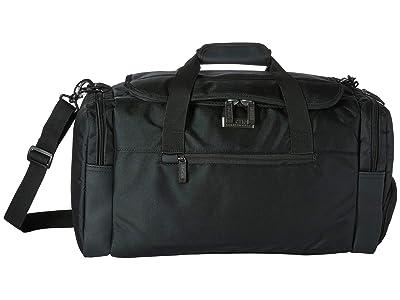 Kenneth Cole Reaction 21 RFID Travel Duffel (Black) Duffel Bags