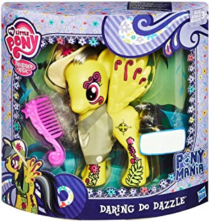 My Little Pony, Pony Mania, Daring Do Dazzle Exclusive Pony, 6 Inches