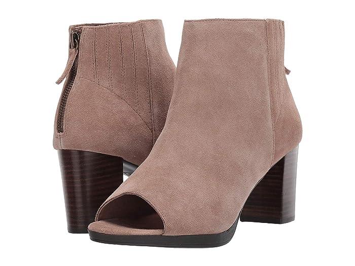 Bella-Vita Lex (Almond Suede) Women's Shoes