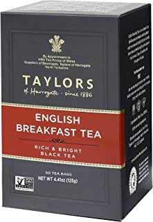 Sponsored Ad - Taylors of Harrogate English Breakfast, 50 Teabags