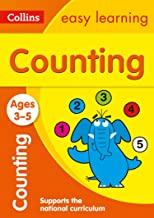 Counting Ages 3-5: Ideal for Home Learning