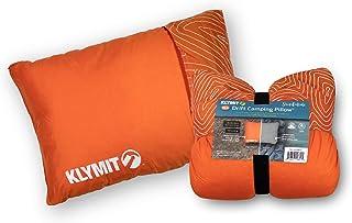 Klymit Oreiller de Camping Unisexe, Orange, Taille Unique