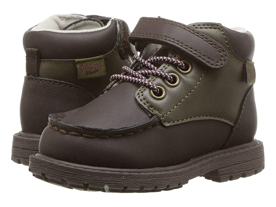 OshKosh Haslett (Toddler/Little Kid) (Brown) Boy