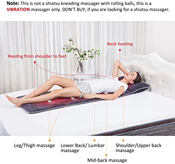 Explore Massager For Bed Amazon Com