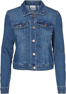 Name It Women's Nmdebra Ls Denim Jacket Noos