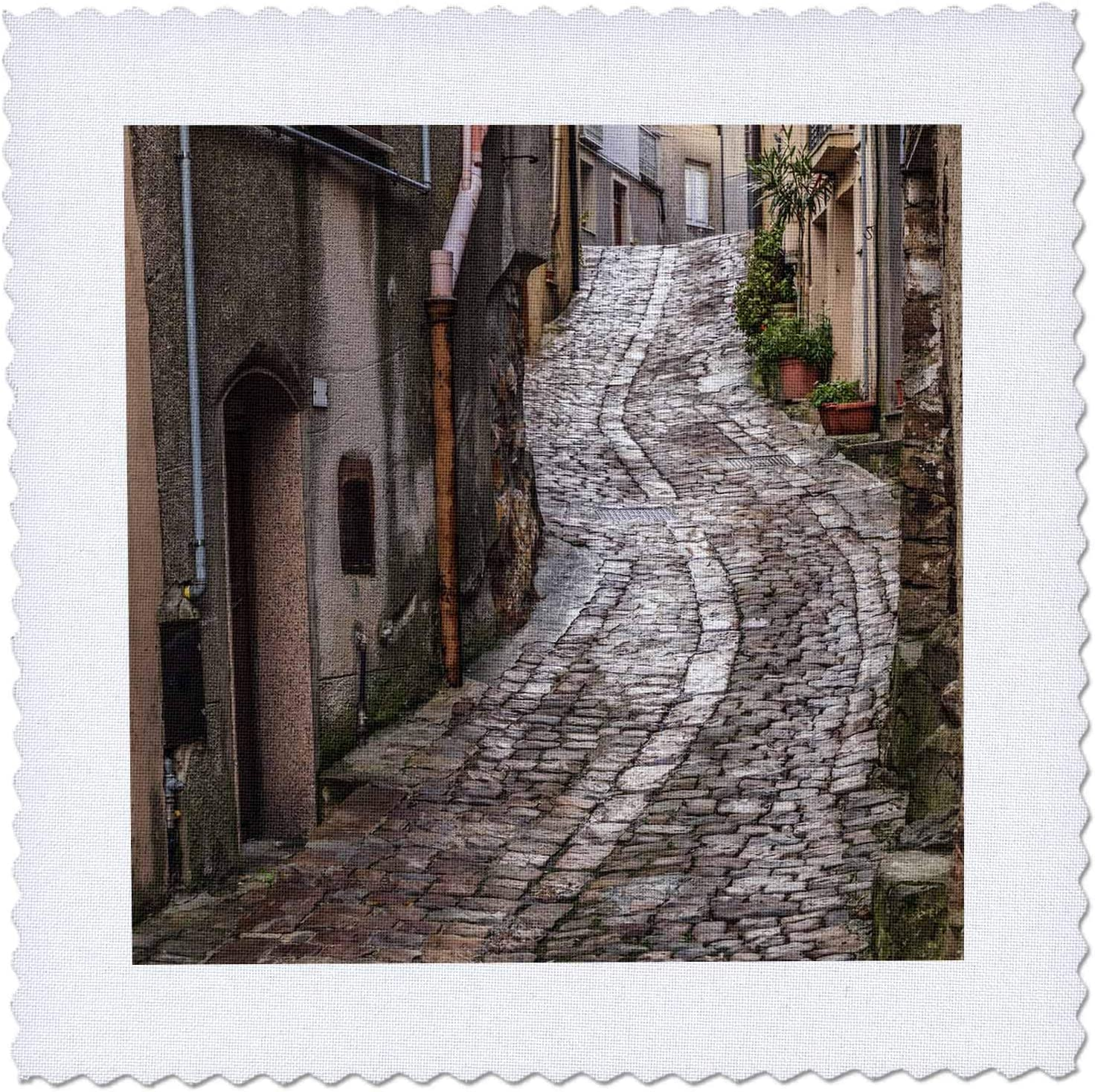 Popular products 3dRose Italy Sicily Palermo cobblestonein Province. shopping Winding Ge