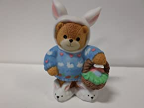 Lucy & Me Series (Enesco) ** Bear with Sweater & Slippers ** 255637