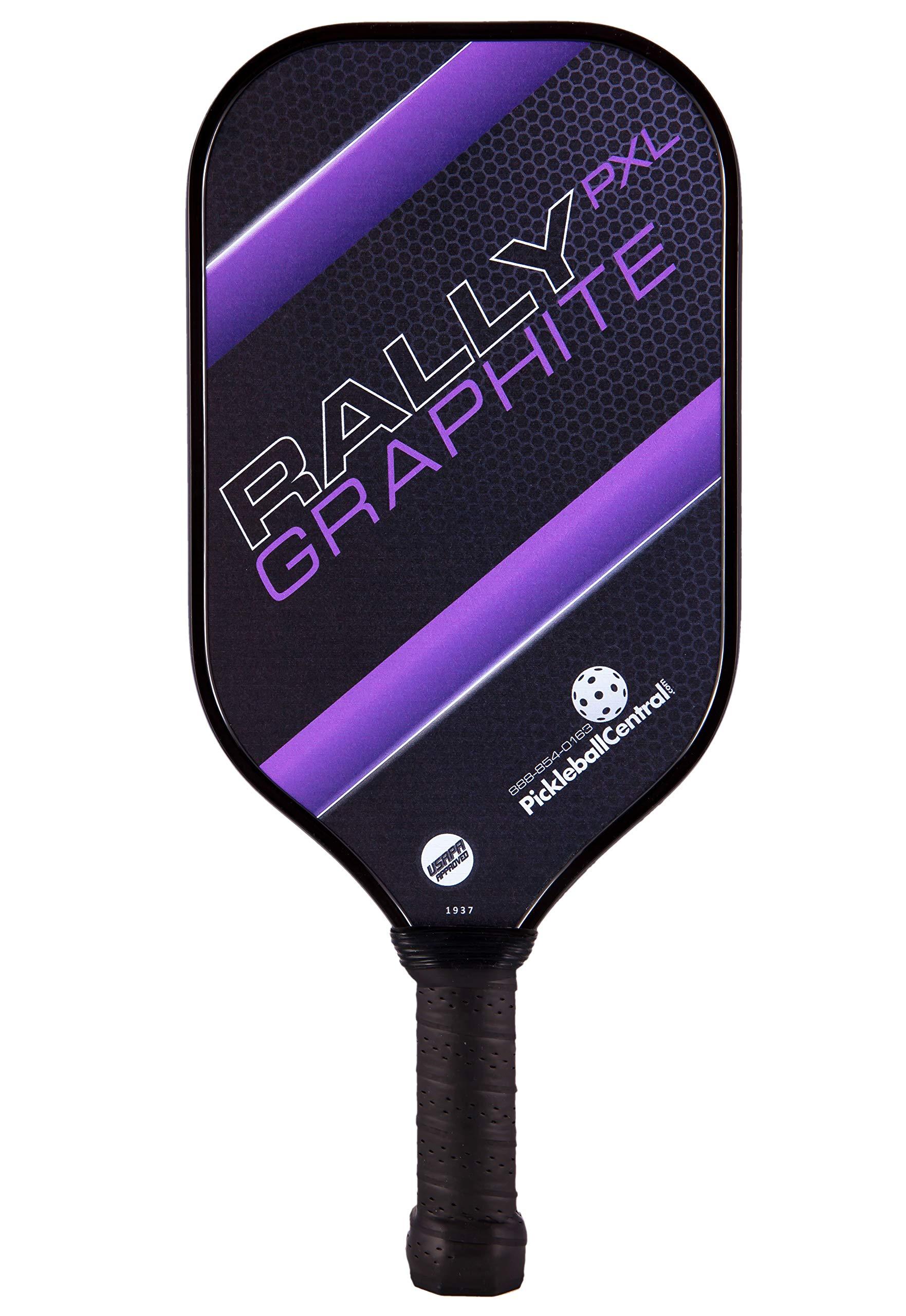 Rally PXL Graphite Pickleball Paddle Polymer Composite -7JN1