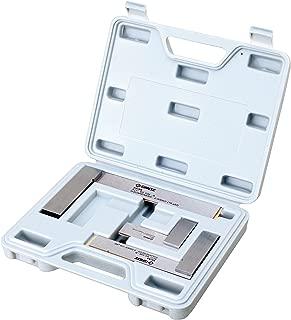 GROZ 4-Piece Steel Square Set   General Purpose  48-72 Micron Squareness (01110)