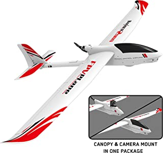 VOLANTEXRC RC Pusher Glider Airplane Remote Control FPV Aircraft Ranger2000 with2.0m Wingspan, Multiple Camera Mounting Platform PNP Version NO Radio NO Battery (757-8 PNP)