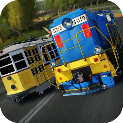 Racing Train San Andreas 3D