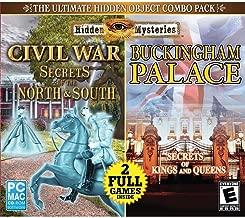 Civil War and Buckingham Palace Hidden Mysteries Combo Pack