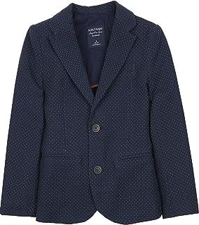 mayoral Junior Boy 's Blazer in Tiny Dot、サイズ8?–?16
