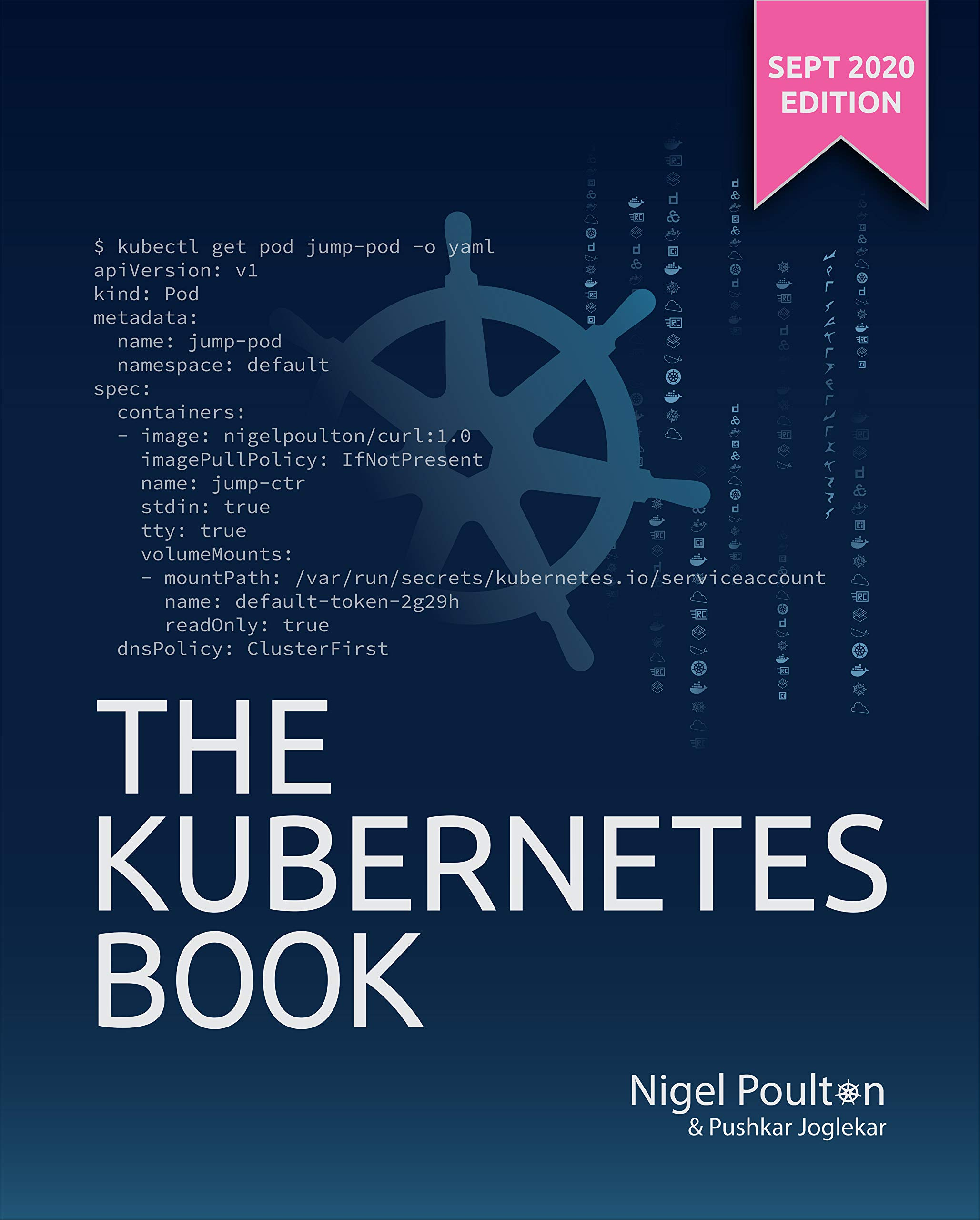 Image OfThe Kubernetes Book: Updated September 2020 (English Edition)