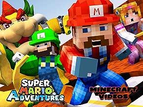 Clip: Super Mario Adventures - Minecraft Videos