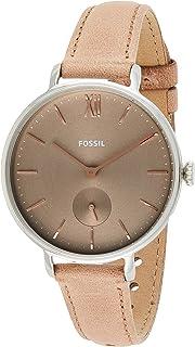 Fossil Casual Ladies Wrist Watch, Beige
