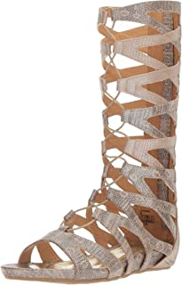 c79ccadb76348 Kenneth Cole REACTION Girls' Lost Gladiator Sandal