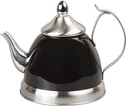 غلاية الشاي نوبيلي من الفولاذ المقاوم للصدأ من كريتيف هوم 1.0 Quart/ 32 Ounce 77078