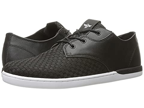 Mens Creative Recreation Vito Lo Sneakers BlackBlack 2 ODI54798