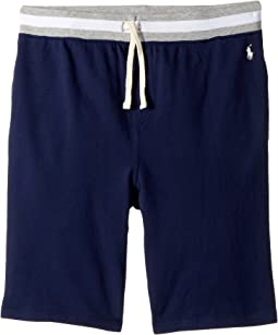 Polo Ralph Lauren Kids - Cotton Spa Terry Pull-On Shorts (Big Kids)