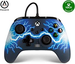 PowerA Enhanced Wired Controller for Xbox Series X|S - Arc Lightning, Gamepad, Wired Video Game Controller, Gaming Control...