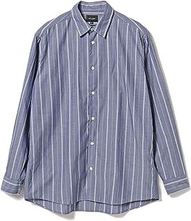 (ビームス)BEAMS/カジュアルシャツ ストライプ ルーズフィット シャツ メンズ