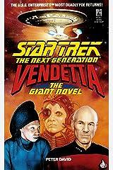 Vendetta (Star Trek: The Next Generation) Kindle Edition