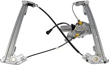 Dorman 741-969 Rear Passenger Side Power Window Regulator and Motor Assembly for Select ford / Lincoln Models