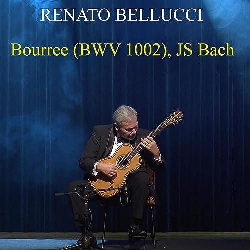 Bourree in BM (BWV 1002) de Renato Bellucci en Amazon Music ...