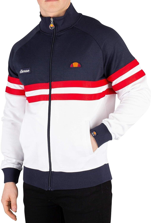 73129832a05b3 Ellesse Men's Rimini Rimini Rimini Track Jacket, blueee d354b9 ...