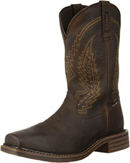 حذاء Rocky Men's Riverbend Western