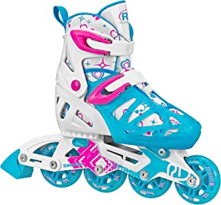 اسکیت های خطی قابل تنظیم Roller Derby Girls Tracer