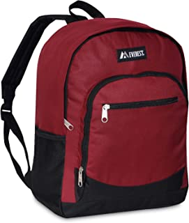 Everest Casual Backpack With Side Mesh Pocket